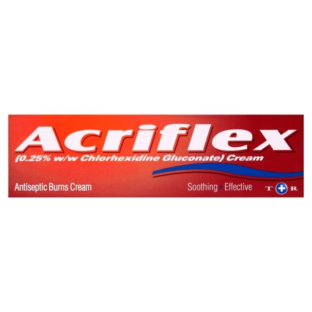 Acriflex Burns Cream 30g