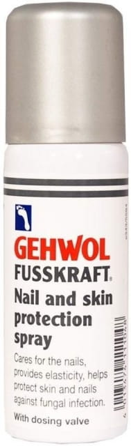 Gehwol Fusskfraft Nail & Skin Foot Protection Spray 50ml