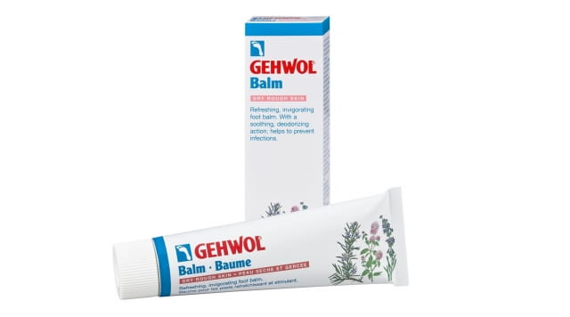 Gehwol Foot Balm for Dry Rough Skin 75ml