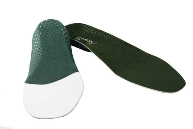 Slimflex Green Orthotics