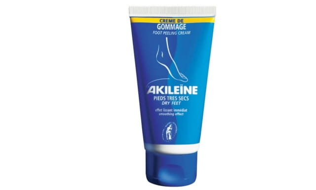 Akileine Exfoliating Foot Peeling Cream - 75ml